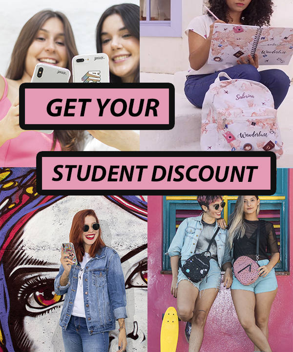 Student Get 15% OFF