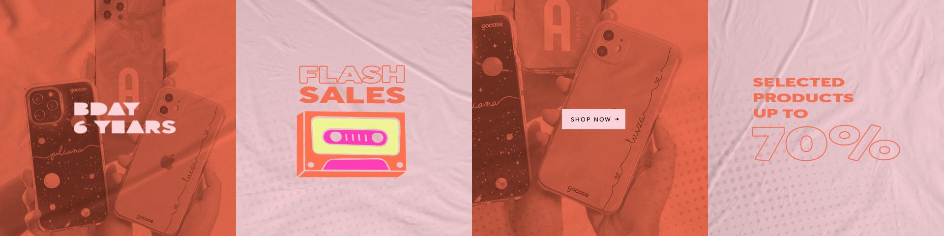 Flash Sales BDAY