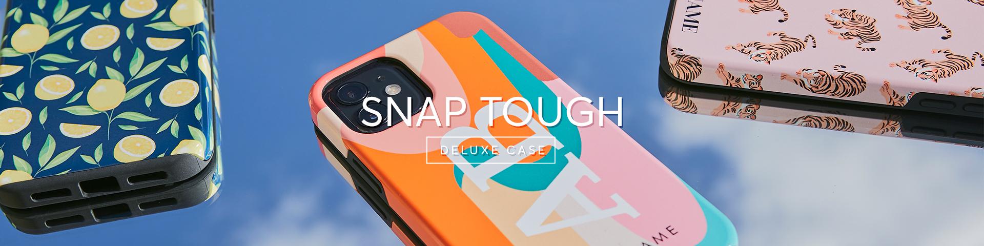 Snap Tough Deluxe Case