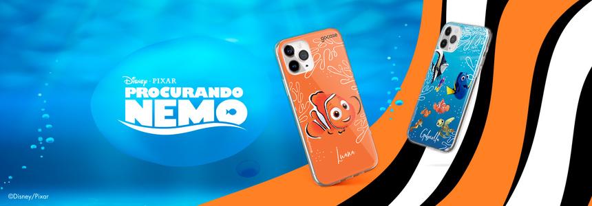 Capinha Procurando o Nemo - Disney