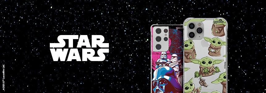 Capinhas do Star Wars