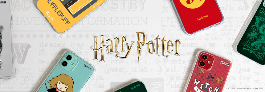Harry Potter - Casas
